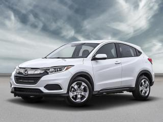New 2021 Honda HR-V Lx Awd Cvt for sale in Amherst, NS