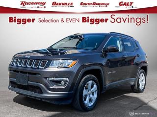 Used 2021 Jeep Compass Altitude 4x4 for sale in Etobicoke, ON