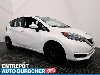 Used 2018 Nissan Versa Note SV - AUTOMATIQUE - CLIMATISEUR for sale in Laval, QC