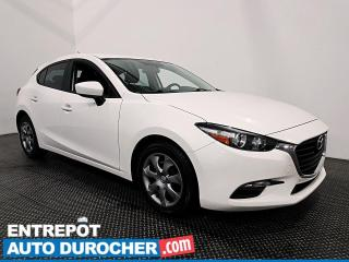 Used 2017 Mazda MAZDA3 GX - MANUELLE - CLIMATISEUR for sale in Laval, QC