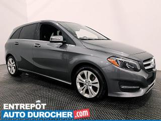 Used 2017 Mercedes-Benz B-Class B 250 Sports Tourer - AWD - TOIT OUVRANT for sale in Laval, QC