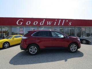 Used 2015 Ford Edge 4DR Sel AWD for sale in Aylmer, ON