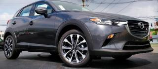 Used 2019 Mazda CX-3 GT|Warranty-Just Arrived| for sale in Brandon, MB