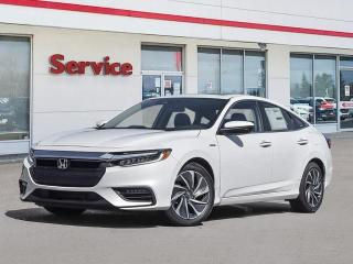 New 2021 Honda Insight Touring for sale in Brandon, MB