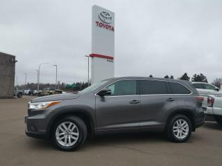 Used 2016 Toyota Highlander LE for sale in Moncton, NB