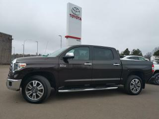 Used 2018 Toyota Tundra Platinum for sale in Moncton, NB