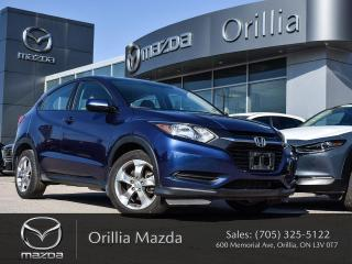 Used 2017 Honda HR-V LX for sale in Orillia, ON