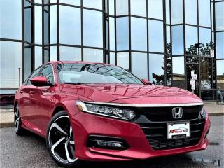 Used 2018 Honda Accord Sedan Sport CVT for sale in Brampton, ON