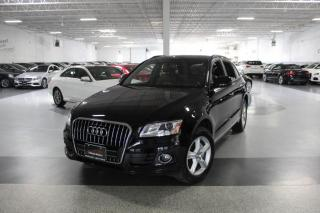 Used 2017 Audi Q5 QUATTRO I LEATHER I PANOROOF I HEATED SEATS I PUSH START for sale in Mississauga, ON