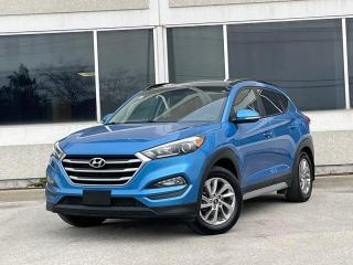 Used 2017 Hyundai Tucson Leather|Pano Roof| Blind Spot for sale in Mississauga, ON