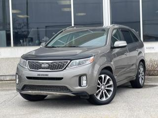 Used 2015 Kia Sorento AWD|7 Pass|Leather|Navi|Pano Roof for sale in Mississauga, ON