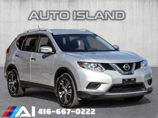 Used 2016 Nissan Rogue FWD for sale in North York, ON