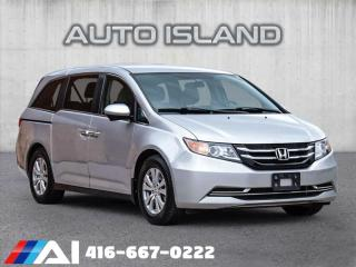 Used 2014 Honda Odyssey 4DR WGN EX for sale in North York, ON
