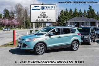 Used 2013 Ford Escape 4WD SEL, Rare Colour, Panorama Roof, Navigation, Clean! for sale in Surrey, BC