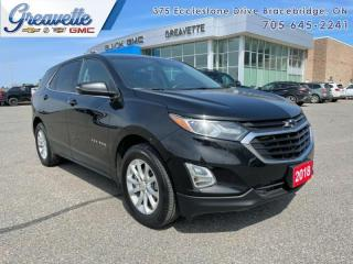 Used 2018 Chevrolet Equinox LT  - Heated Seats for sale in Bracebridge, ON