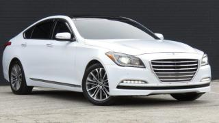 Used 2015 Hyundai Genesis Sedan Luxury panoramic for sale in North York, ON