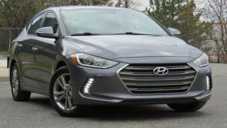 Used 2017 Hyundai Elantra Limited Navigation for sale in North York, ON