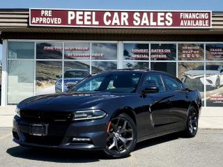 Used 2017 Dodge Charger SXT RALLYE|CLEANCARFAX|PRECERTIFIED|PRICEMATCHPOLICY| for sale in Mississauga, ON