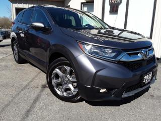 Used 2018 Honda CR-V EX AWD - BACK-UP/BLIND-SPOT CAM! SUNROOF! CAR PLAY! for sale in Kitchener, ON