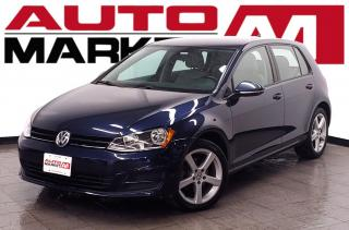 Used 2015 Volkswagen Golf TSI Certified!HeatedSeats!WeApproveAllCredit! for sale in Guelph, ON