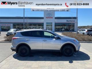 Used 2017 Toyota RAV4 LE  - Heated Seats -  Bluetooth - $132 B/W for sale in Ottawa, ON
