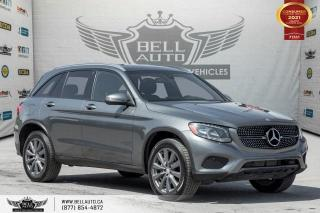 Used 2016 Mercedes-Benz GL-Class GLC 300, AWD, NAVI, REAR CAM, PANO ROOF, B.SPOT for sale in Toronto, ON