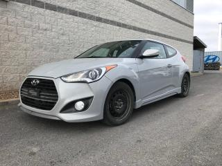Used 2014 Hyundai Veloster Turbo / DOSSIER ENTRETIENS COMPLET, MÉCANIQUE A1 for sale in Saint-Jean-sur-Richelieu, QC