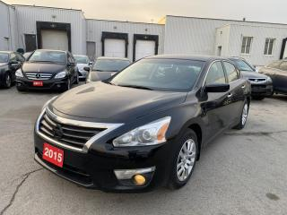 Used 2015 Nissan Altima 2.5 S for sale in Oakville, ON