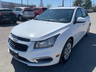 Used 2016 Chevrolet Cruze Limited 4dr Sdn LT w/1LT for sale in Ottawa, ON