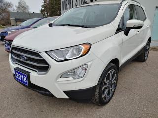 Used 2018 Ford EcoSport SE for sale in Pembroke, ON