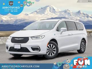 New 2021 Chrysler Pacifica Hybrid Touring L Plus  - $361 B/W for sale in Abbotsford, BC