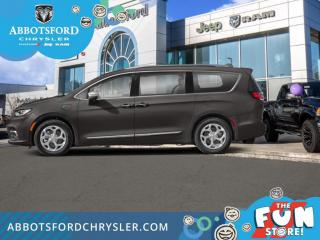 New 2021 Chrysler Pacifica Hybrid Touring L Plus  - $344 B/W for sale in Abbotsford, BC
