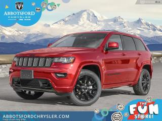 New 2021 Jeep Grand Cherokee Altitude  - Sunroof - $335 B/W for sale in Abbotsford, BC