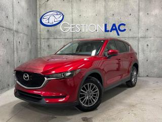 Used 2018 Mazda CX-5 GS AWD CUIR TOIT OUVRANT **WOW 17000KM** 187HP for sale in St-Nicolas, QC