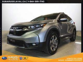 Used 2018 Honda CR-V EX-L *Sièges cuir, toit ouvrant* for sale in Laval, QC