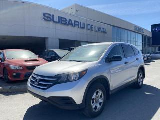 Used 2014 Honda CR-V LX Awd *Caméra recul, Bluetooth* for sale in Laval, QC