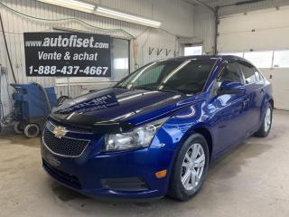 Used 2012 Chevrolet Cruze 4dr Sdn LT Turbo w-1SA for sale in St-Raymond, QC