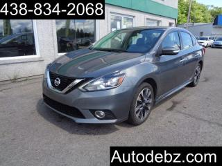 Used 2016 Nissan Sentra Berline 4 portes, CVT SV for sale in St-Jérôme, QC
