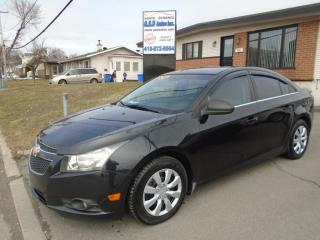 Used 2011 Chevrolet Cruze Ls avec 1sa for sale in Ancienne Lorette, QC