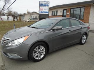 Used 2013 Hyundai Sonata GLS for sale in Ancienne Lorette, QC