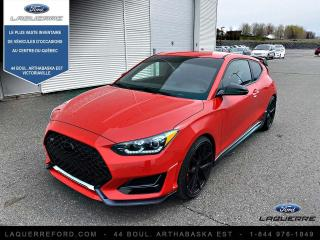 Used 2020 Hyundai Veloster N Manuelle for sale in Victoriaville, QC