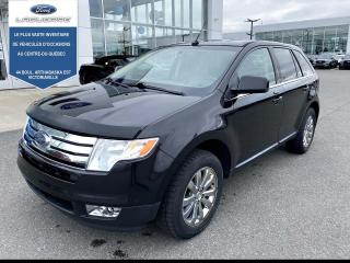 Used 2010 Ford Edge Limited 4 portes, traction intégrale for sale in Victoriaville, QC