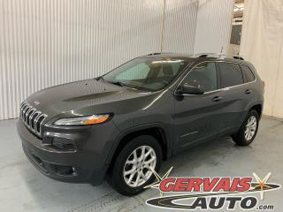 Used 2016 Jeep Cherokee North 4X4 Mags Caméra A/C Bluetooth for sale in Trois-Rivières, QC