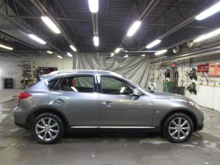 Used 2017 Infiniti QX50 AWD TOIT*CAMÉRA*MAIN LIBRE for sale in Lévis, QC