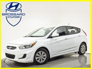 Used 2017 Hyundai Accent Auto GL A/C BLUETOOTH CRUISE for sale in Brossard, QC