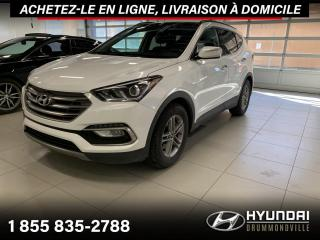 Used 2017 Hyundai Santa Fe Sport LUXURY AWD + GARANTIE + NAVI +TOIT + WOW for sale in Drummondville, QC