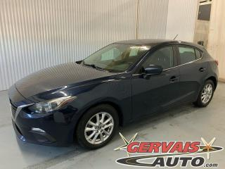 Used 2016 Mazda MAZDA3 GS Mags Caméra GPS Sieges chauffants for sale in Trois-Rivières, QC