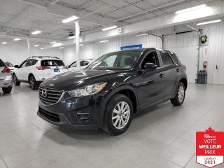 Used 2016 Mazda CX-5 GX - JAMAIS ACCIDENTE + FINANCEMENT FACILE !!! for sale in St-Eustache, QC