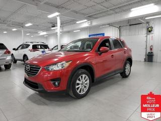 Used 2016 Mazda CX-5 GS - TOIT + CAMERA + JAMAIS ACCIDENTE !!! for sale in St-Eustache, QC