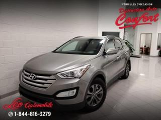 Used 2013 Hyundai Santa Fe Tract avant 4 p 2,0 T auto Premium for sale in Chicoutimi, QC